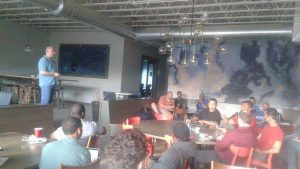 Speaking at the Free Code Meetup Group